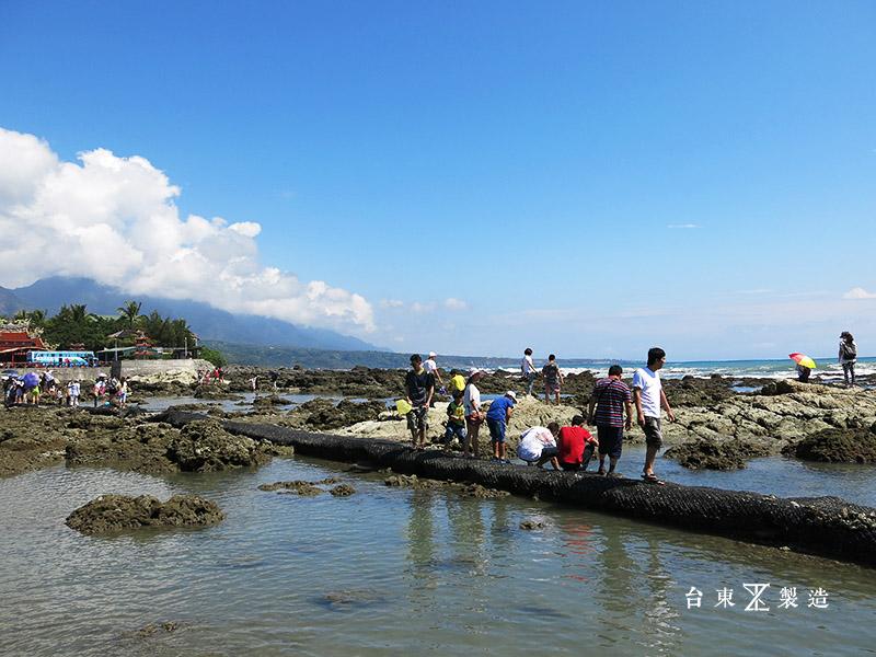 東海岸春節一日遊富山復魚區