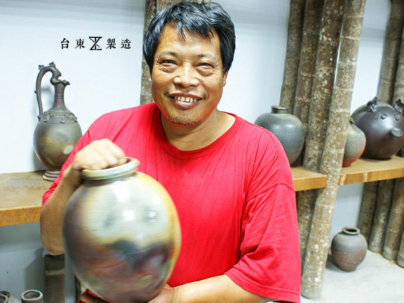 台東一日遊縱谷線台九線-5東鳩窯陶藝