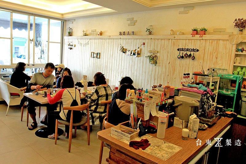 台東早午餐貝爾咖啡 bear cafe (10)