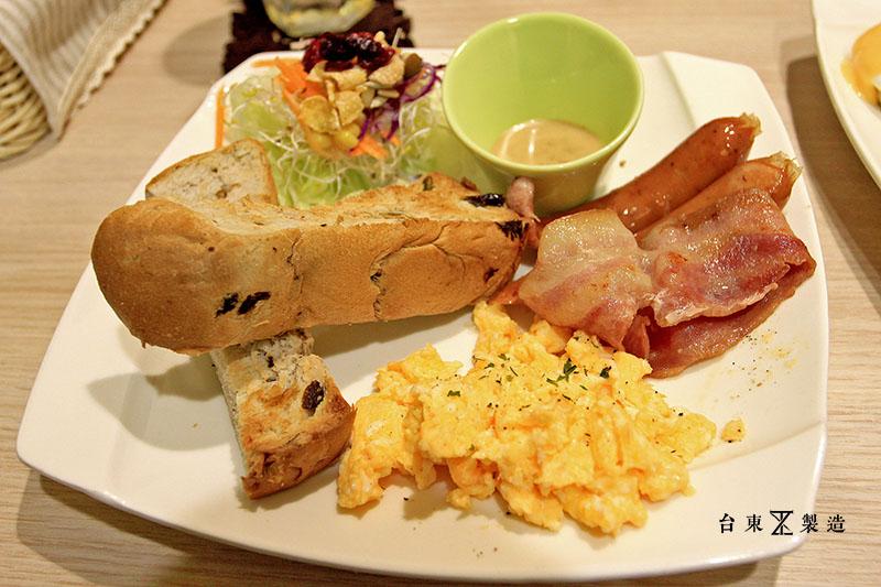 台東早午餐貝爾咖啡 bear cafe (13)
