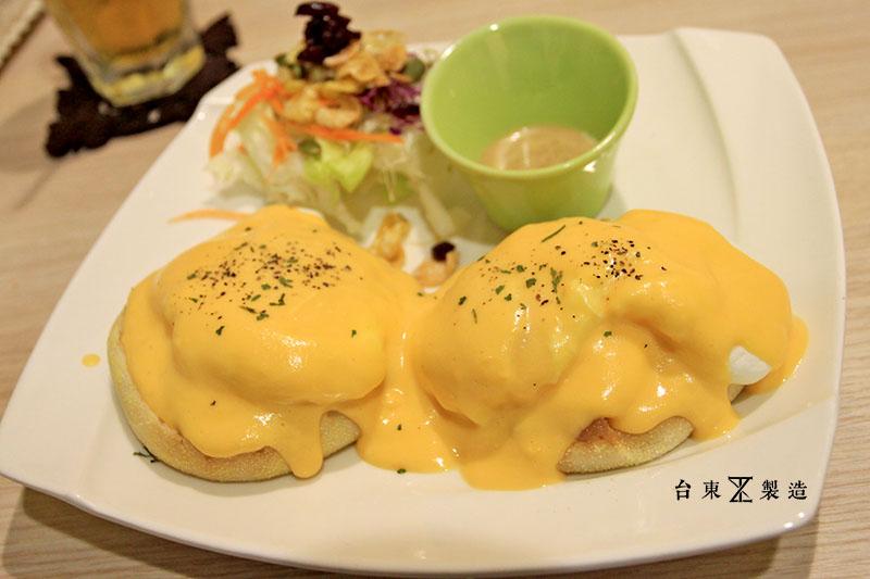 台東早午餐貝爾咖啡 bear cafe (14)