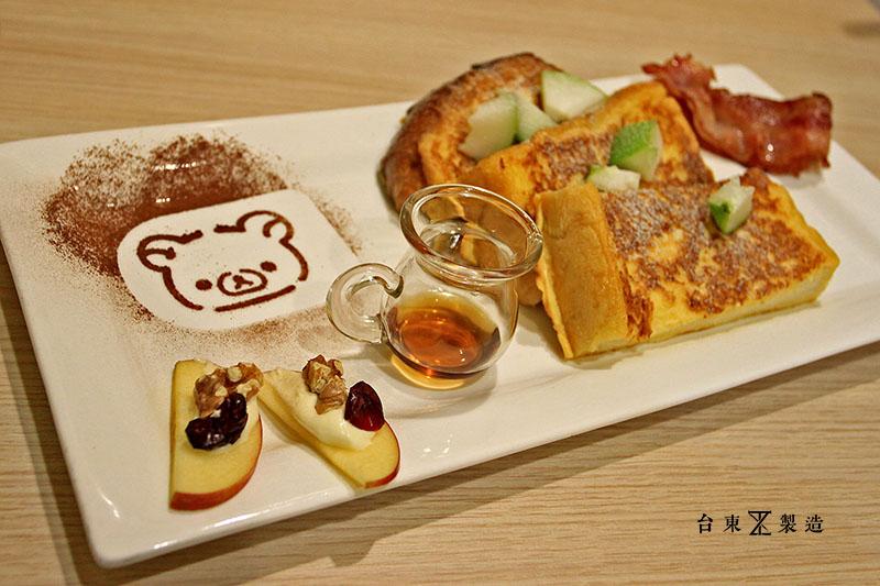 台東早午餐貝爾咖啡 bear cafe (18)