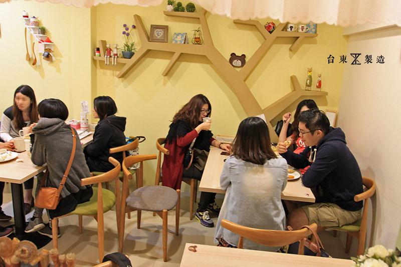 台東早午餐貝爾咖啡 bear cafe (5)