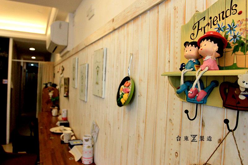 台東早午餐貝爾咖啡 bear cafe (9)