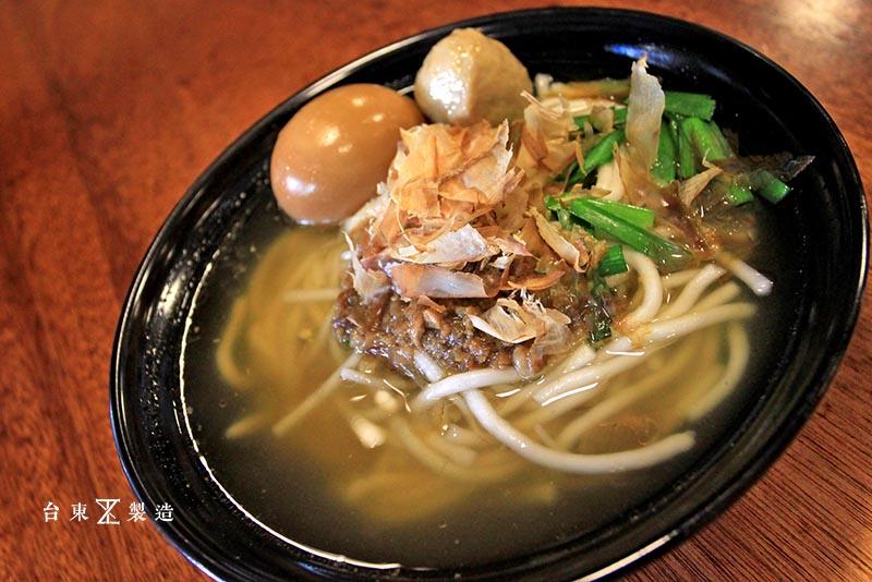 台東在地美食小吃老東台米苔目 (10)