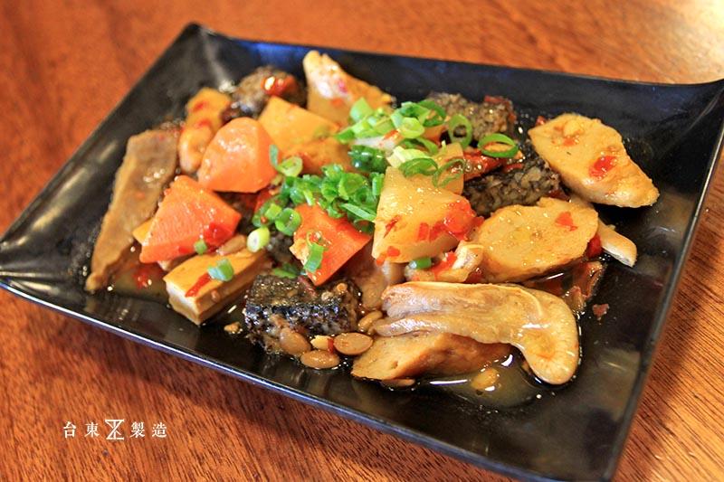 台東在地美食小吃老東台米苔目 (14)