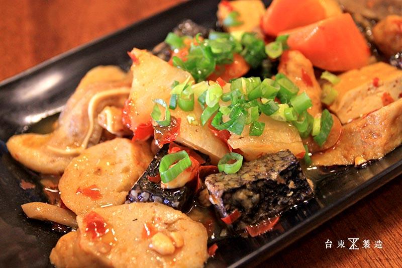 台東在地美食小吃老東台米苔目 (15)