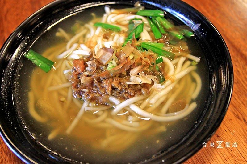 台東在地美食小吃老東台米苔目 (9)