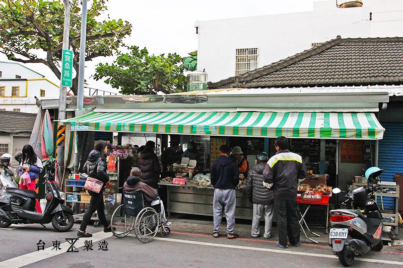 台東美食 同進商號雜貨店傳統早餐 (10)