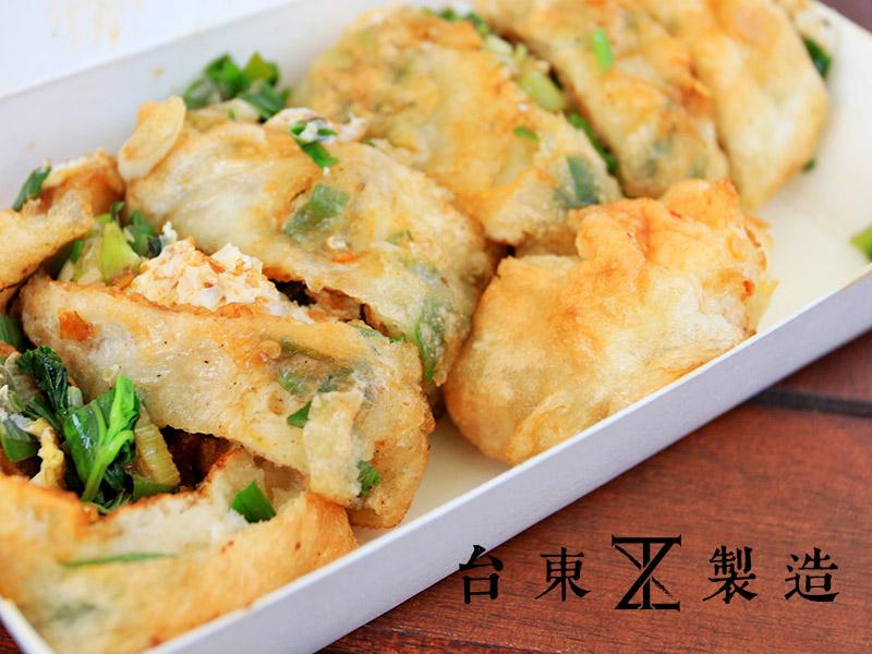 台東小吃廣東路蔥油餅15