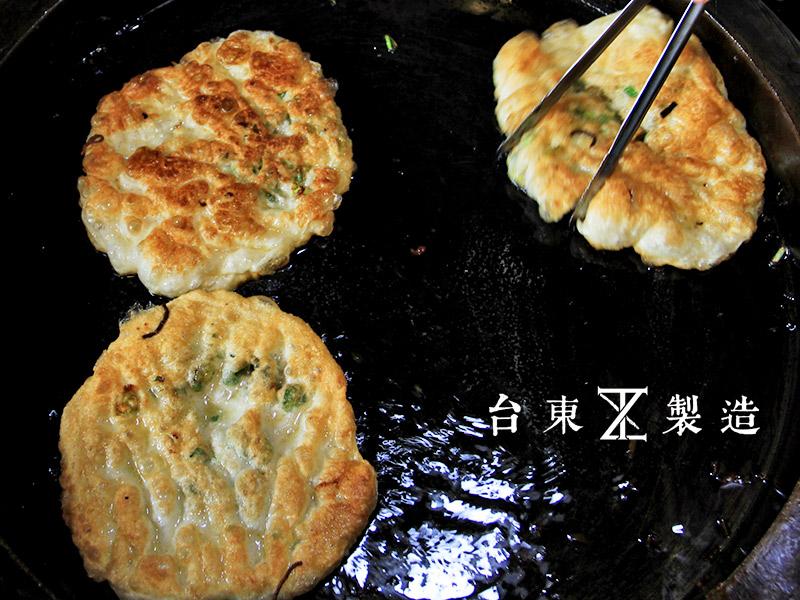 台東小吃廣東路蔥油餅6